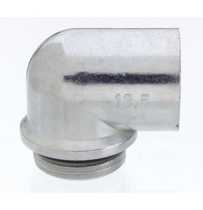 Zinc die-casting Jacob cable glands, elbow, PG image